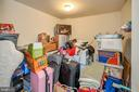 Lower Level Room being used as storage - 706 PINNACLE DR, STAFFORD