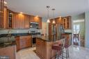 Kitchen Pic 1 - 4712 BRIGGSWOOD CT, FREDERICK