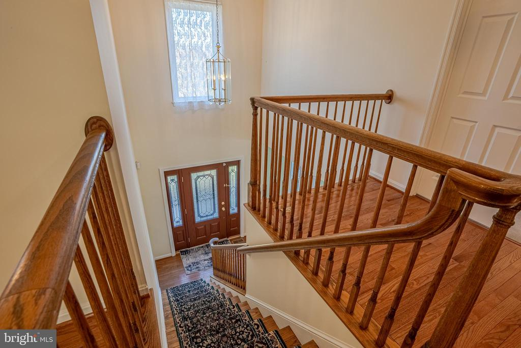 Lets go upstairs - 4712 BRIGGSWOOD CT, FREDERICK