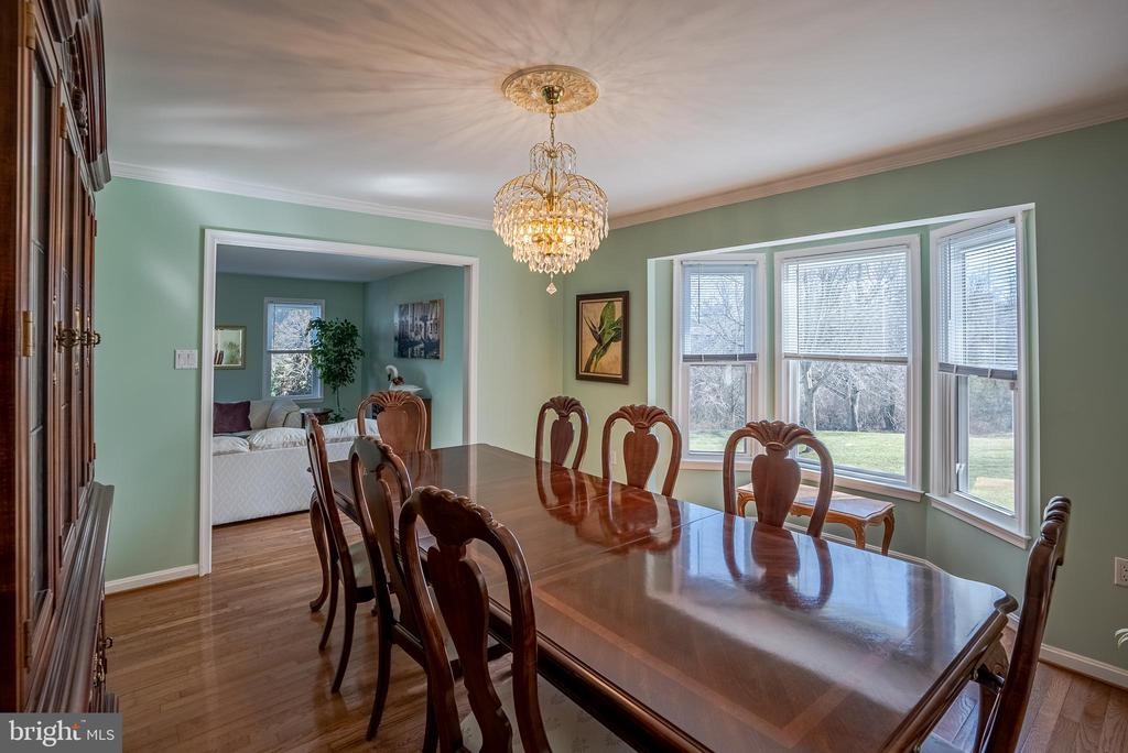 Dining room Pic 1 - 4712 BRIGGSWOOD CT, FREDERICK