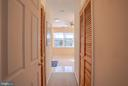 Two walk-in closets - 4712 BRIGGSWOOD CT, FREDERICK