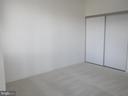 Full Wall Closet in Guest BR - 19365 CYPRESS RIDGE TER #416, LEESBURG