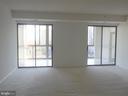 Spacious Living Room  18' X15
