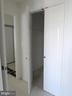 Large Walk-in Closet in BR - 19365 CYPRESS RIDGE TER #416, LEESBURG