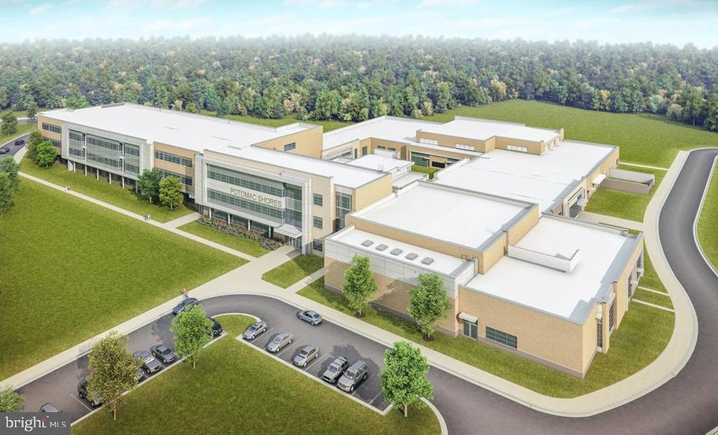 New Potomac Shores Middle School Coming Soon. - 17243 MISS PACKARD CT, DUMFRIES