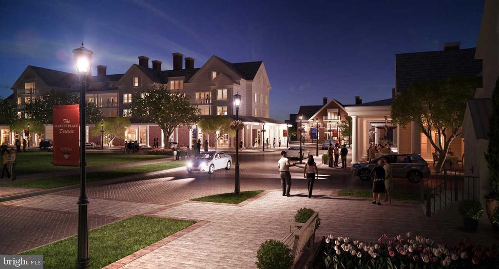 Potomac Shores -Quaint Marketplace Town Center - 17243 MISS PACKARD CT, DUMFRIES