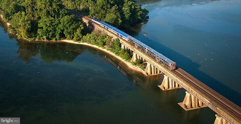 Future Potomac Shore Commuter VRE Stop - 17243 MISS PACKARD CT, DUMFRIES
