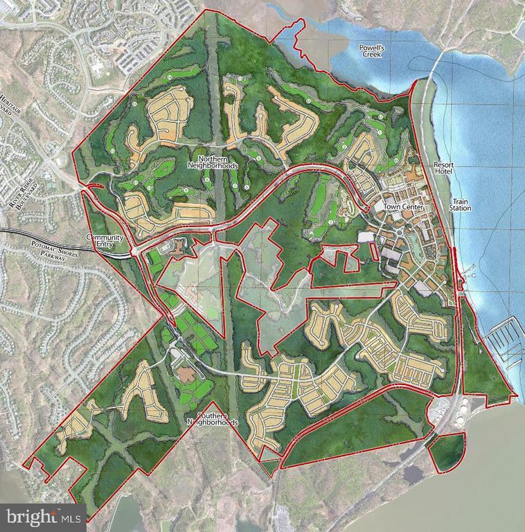 Potomac Shore Map - 17243 MISS PACKARD CT, DUMFRIES