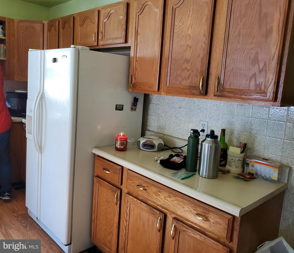 KITCHEN - 1700 KIMBLE RD, BERRYVILLE