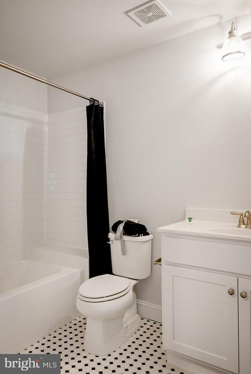 Full Bathroom in the Lower level (optional) - 22 CHANTERELLE, STEPHENS CITY