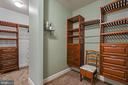 Primary Bedroom Walk In Closet - 22522 WILDERNESS ACRES CIR, LEESBURG