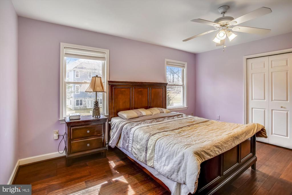 Primary Bedroom with Closet - 2129 GREENWICH ST, FALLS CHURCH