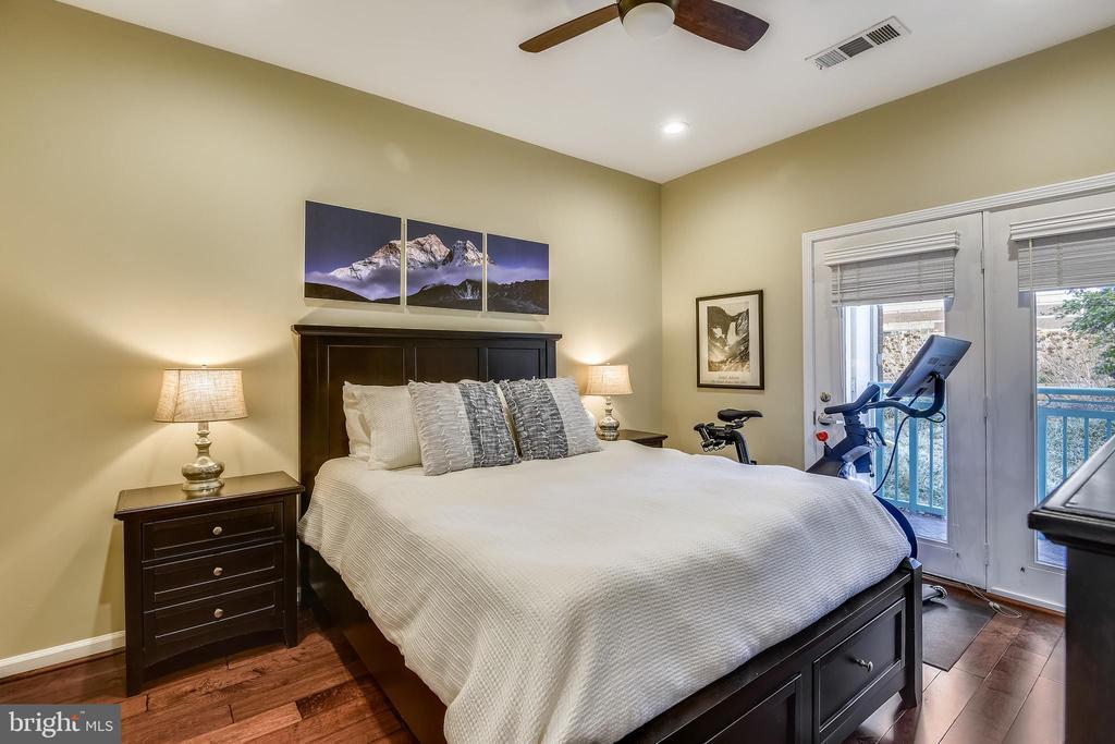 Bedroom - 12000 MARKET ST #169, RESTON