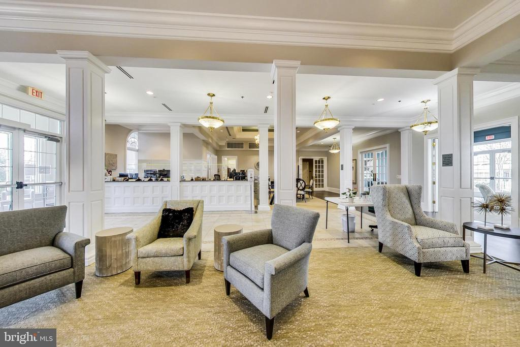 Clubhouse - 20570 HOPE SPRING TER #204, ASHBURN