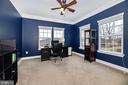 Home office or play room - 6803 REHNQUIST CT, NEW MARKET
