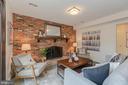 Family room with mid-century vibe - 4741 23RD ST N, ARLINGTON