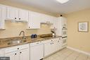 KitchenAid double ovens, cooktop & Bosch Dishwshr - 8380 GREENSBORO DR #1017, MCLEAN