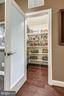 Walk-in pantry w/ opaque glass door - 42897 BEAVER CROSSING SQ, ASHBURN
