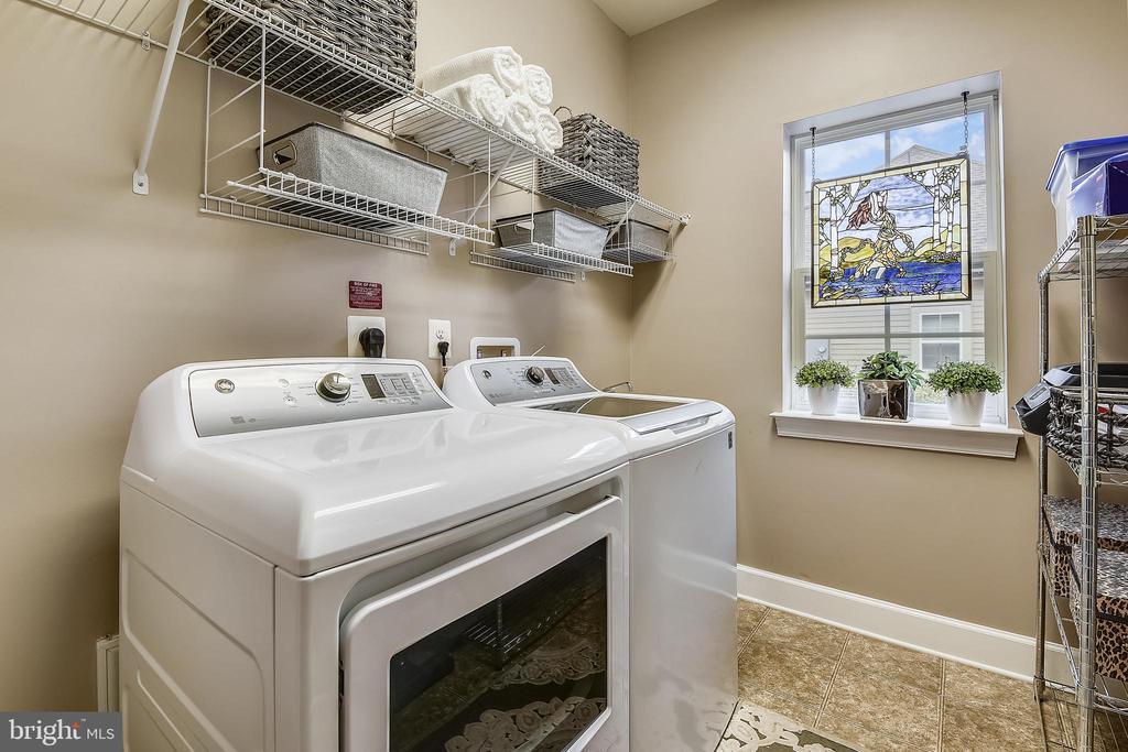 Main level Laundry Room - 42897 BEAVER CROSSING SQ, ASHBURN