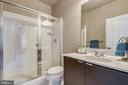 Upper level Full Bath - 42897 BEAVER CROSSING SQ, ASHBURN