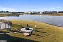 Water views from your beautiful on-site Clubhouse - 42897 BEAVER CROSSING SQ, ASHBURN
