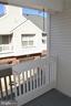 Balcony 2 - 45060 BRAE TER #201, ASHBURN