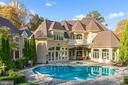 Exceptional grounds include pool - 9211 BLACK RIFFLES CT, GREAT FALLS