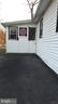 BACK OF HOUSE DRIVE PAVED TO BACK - 1700 KIMBLE RD, BERRYVILLE