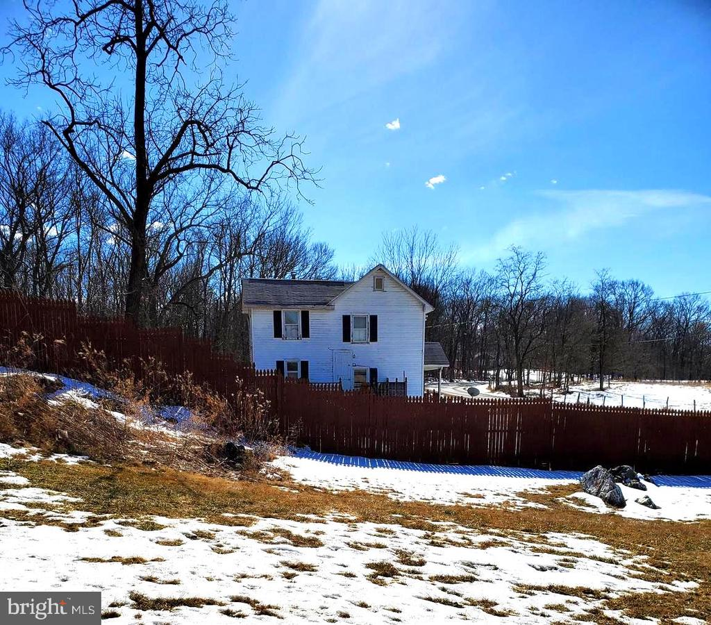 view - 1660 KIMBLE RD, BERRYVILLE