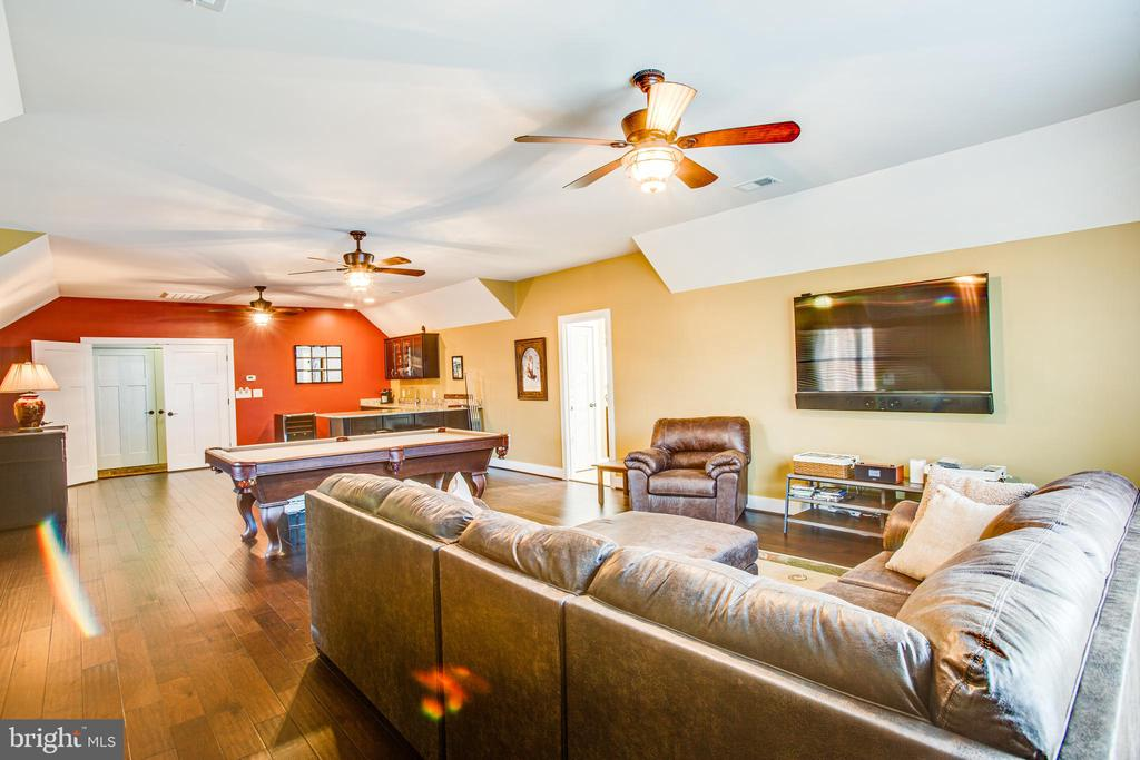Room could be used for 4th BR or in-law suite - 208 LIMESTONE LN, LOCUST GROVE