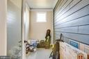 Newly built storage/office space off garage - 208 LIMESTONE LN, LOCUST GROVE