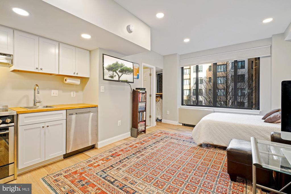 Open Concept (1 of 2) - 1701 16TH ST NW #318, WASHINGTON
