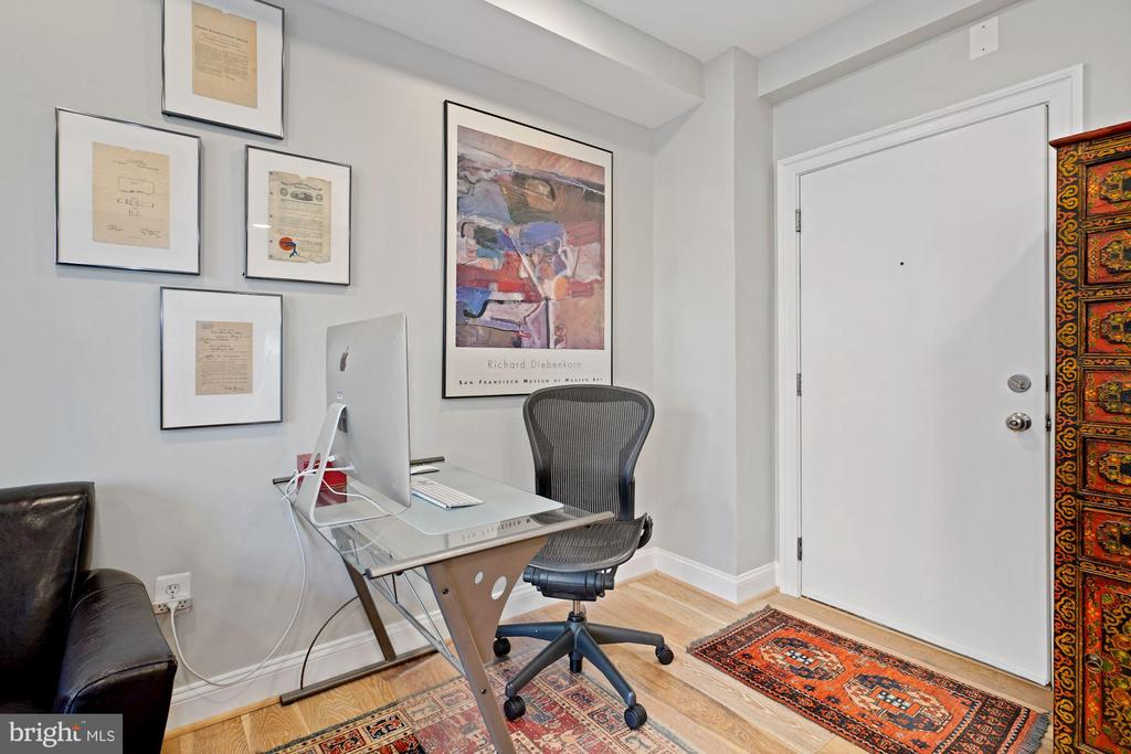 Entry to Open Concept(1 of 1) - 1701 16TH ST NW #318, WASHINGTON