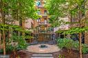 Courtyard (1 of 2) - 1701 16TH ST NW #318, WASHINGTON