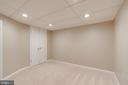 Great for home office or in-home gym - 604 N LATHAM ST, ALEXANDRIA