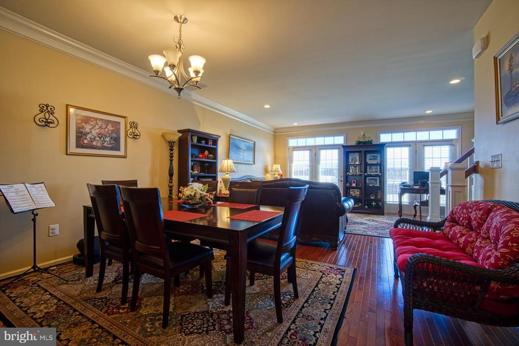 Perfect Place for Family Gatherings - 23399 CARTERS MEADOW TER, ASHBURN
