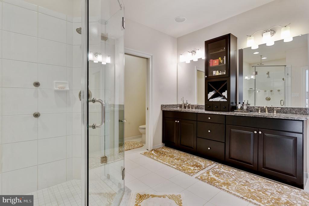 Owner's Suite Bath - 312 GOODALL ST, GAITHERSBURG