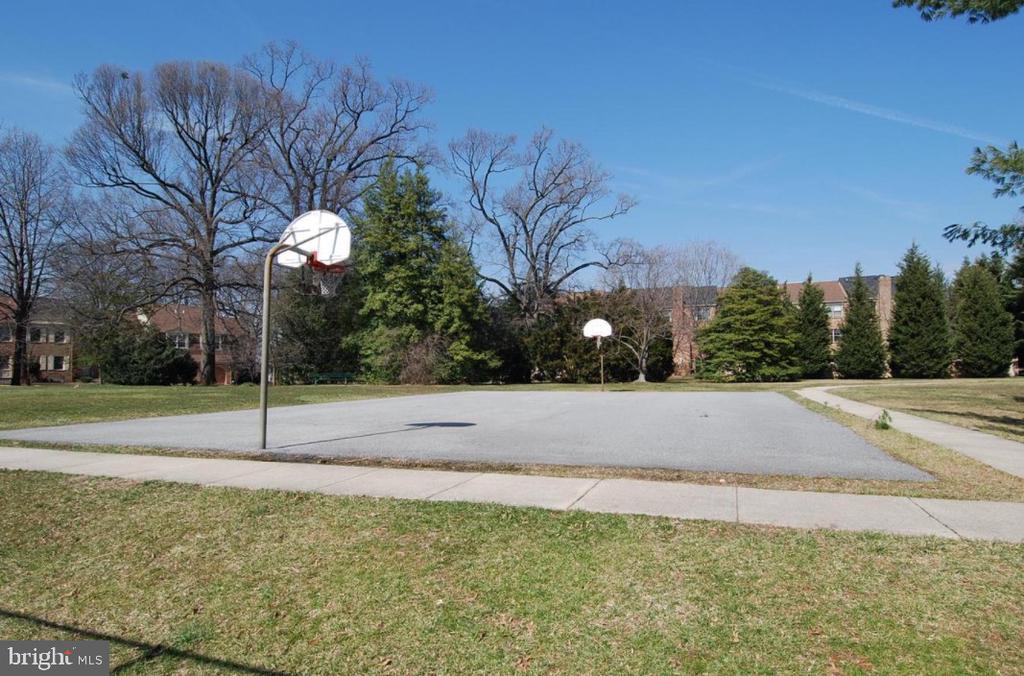 Basketball Court - 5801 EDSON LN #T1, ROCKVILLE