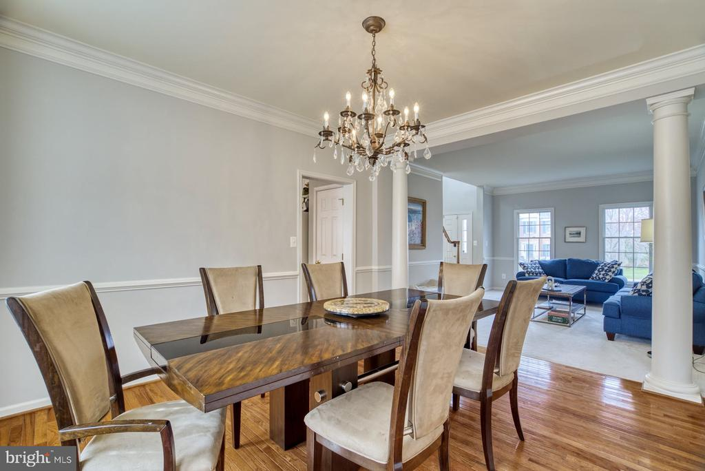 Dining Room - 10855 HUNTER GATE WAY, RESTON