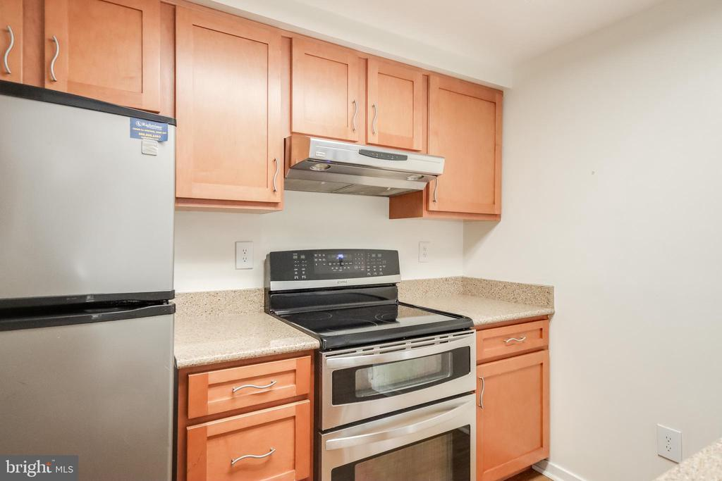 Stainless steel appliances - 9737 HELLINGLY PL #30, GAITHERSBURG