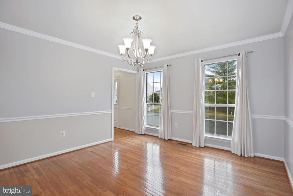 Dining room - 1510 MEADOW CHASE DR, HERNDON