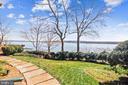 Potomac River as your back drop - 3903 BELLE RIVE TER, ALEXANDRIA