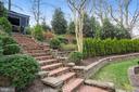 Gazebo Stairs - 2424 N EDGEWOOD ST, ARLINGTON