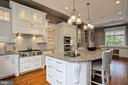 Chef's Dream Kitchen - 2424 N EDGEWOOD ST, ARLINGTON