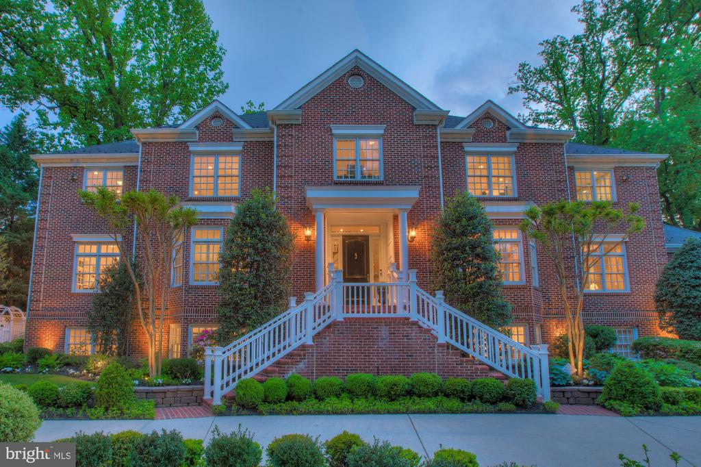 2424 N. Edgewood at Twilight - 2424 N EDGEWOOD ST, ARLINGTON