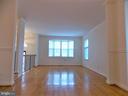 Living Room - 123 GRETNA GREEN CT, ALEXANDRIA