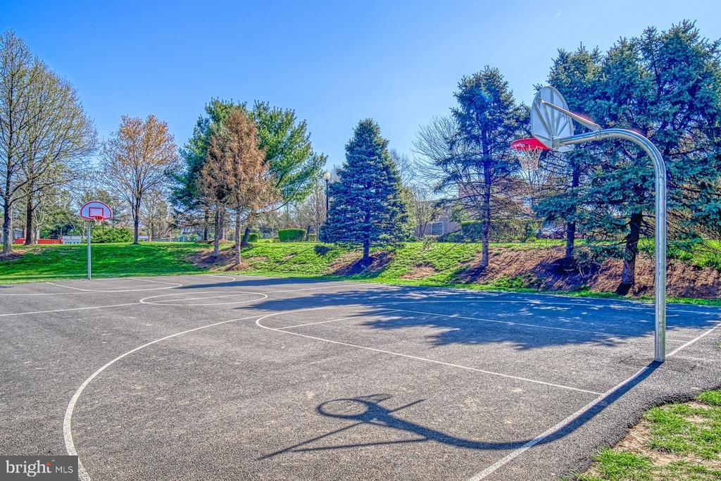 Community Basketball Court - 10855 HUNTER GATE WAY, RESTON