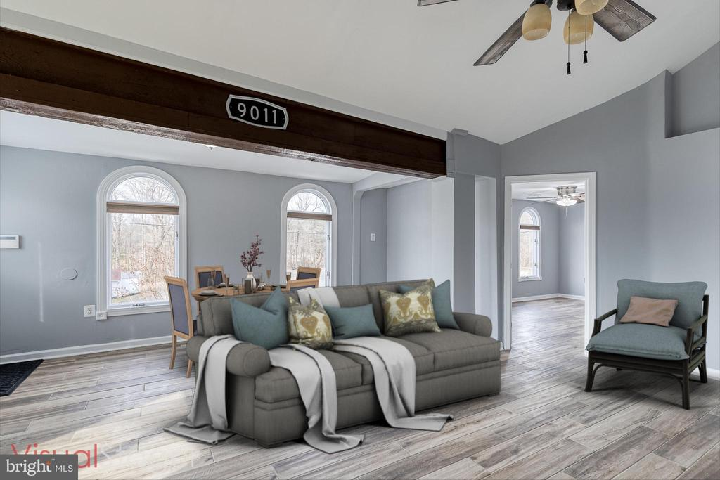 Virtual showing of possibilities - 9011 BACKLICK RD, FORT BELVOIR
