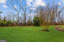 Exterior Back w/ views of Golf Course - 5312 TREVINO DR, HAYMARKET