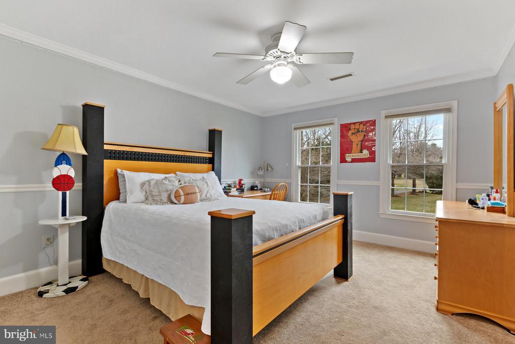 Bedroom #3 - 5722 WINDSOR GATE LN, FAIRFAX